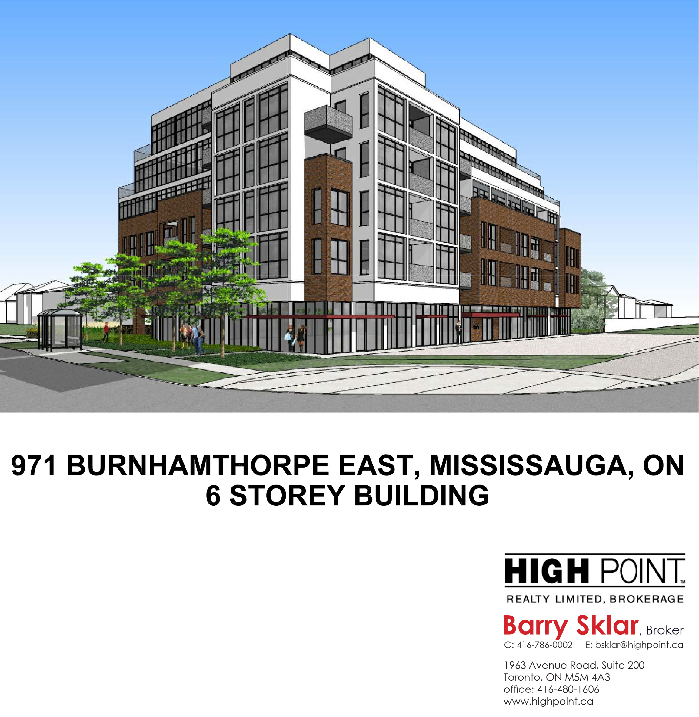 971 Burnhamthorpe Road East, Mississauga, Ontario  L4Y 2X - Photo 1 - RP7395580026